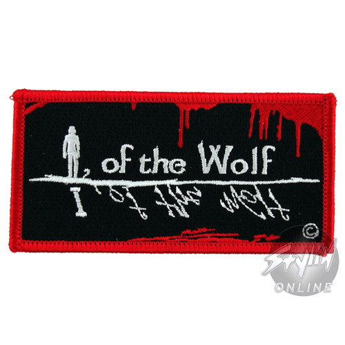 I of the Wolf Mirror Patch