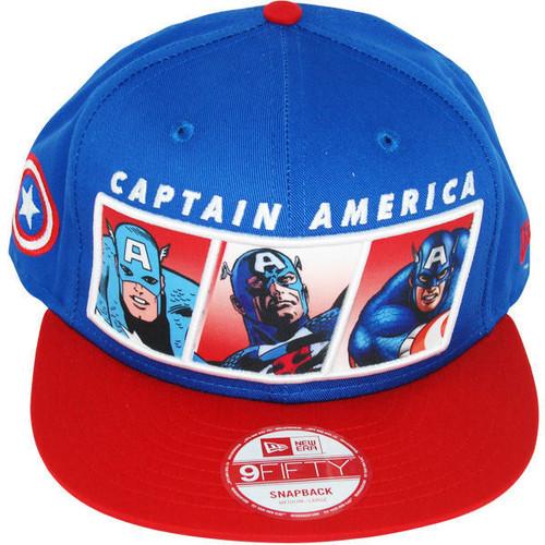watch 44d41 55f7d Captain America Evolution Hat