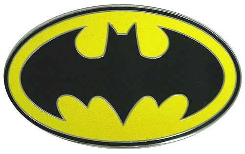 Batman Classic Logo Belt Buckle 5aca6b08f622a