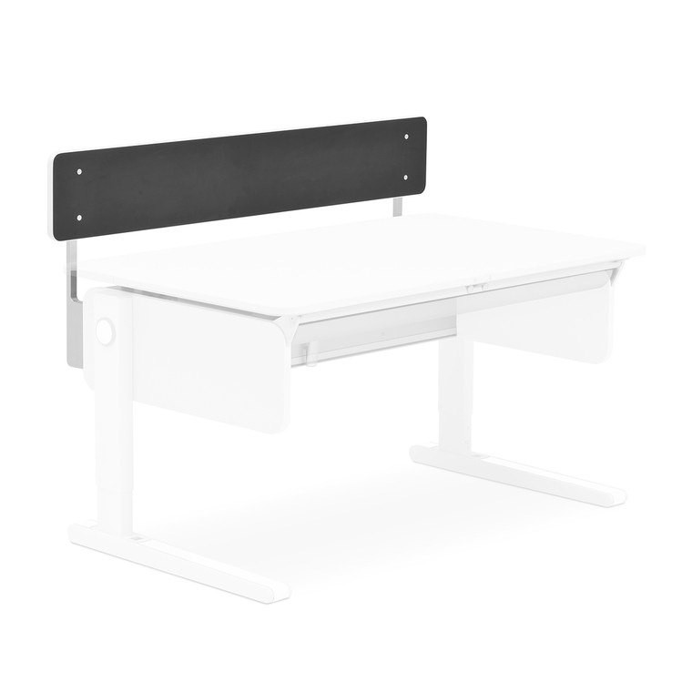 moll Two-Sided Back Panel Extension for Champion Desk