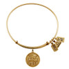 """Wind and Fire """"Graduation Cap 2017"""" Charm with Bangle WF-390 (retired)"""