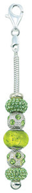 ZABLE Accessory Clip for Bead Charm BZB-200