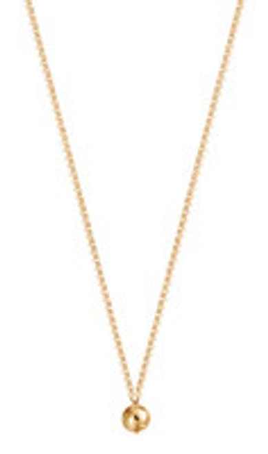 ZABLE 14k Gold Plated Starter Lariat Necklace