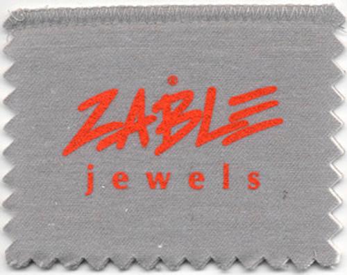 ZABLE Silver Polishing Cloth