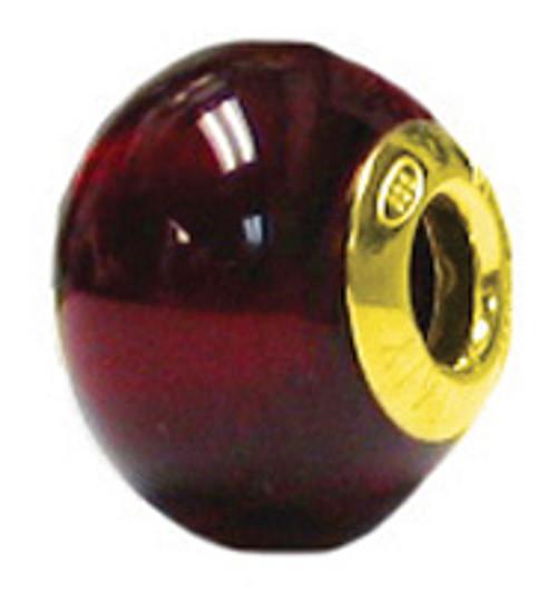 ZABLE Murano Glass Bead Charm BZ-3526 (Retired)