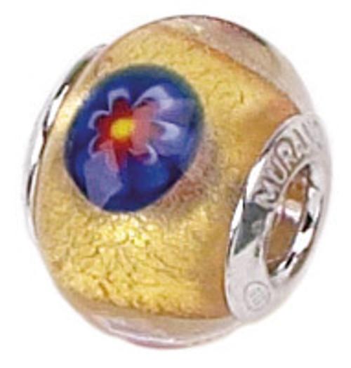 ZABLE Murano Glass Bead Charm BZ-1557 (Retired)
