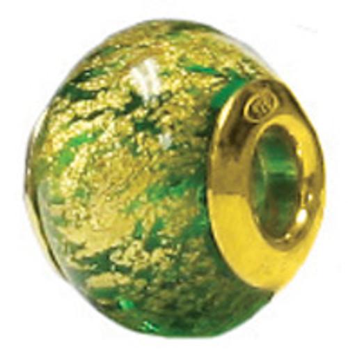 ZABLE Murano Glass Bead Charm BZ-3523 (Retired)