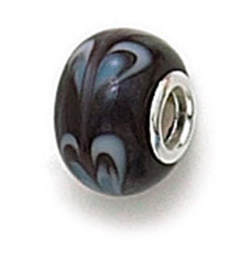 ZABLE Murano Glass Bead Charm BZ-884 (Retired)