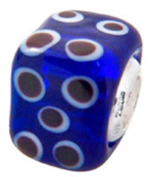 ZABLE Murano Glass Bead Charm BZ-805 (Retired)