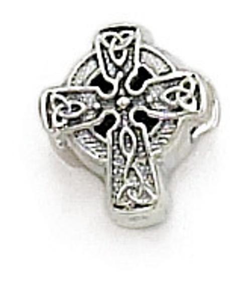 ZABLE Celtic Cross Bead Charm BZ-1490