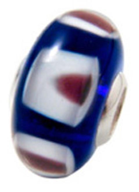 ZABLE Murano Glass Bead Charm BZ-819 (Retired)