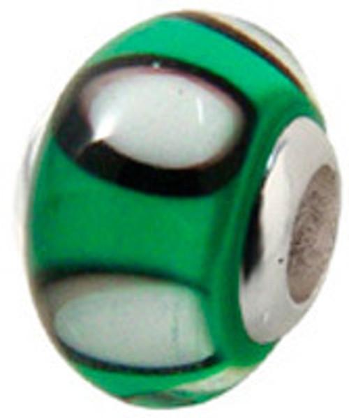 ZABLE Murano Glass Bead Charm BZ-809 (Retired)