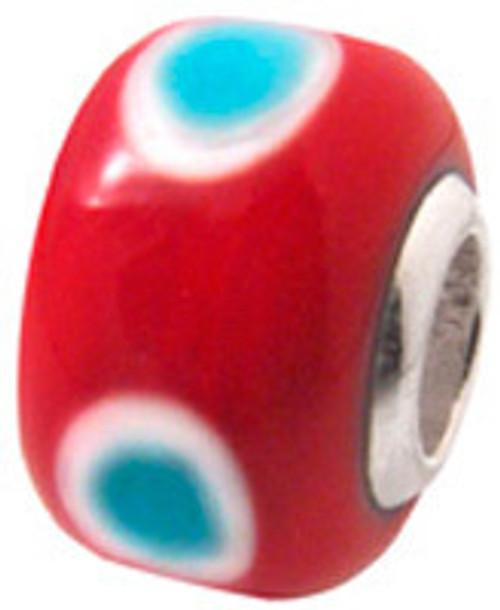 ZABLE Murano Glass Bead Charm BZ-833 (Retired)