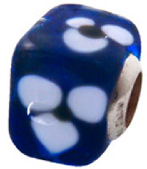 ZABLE Murano Glass Bead Charm BZ-869 (Retired)
