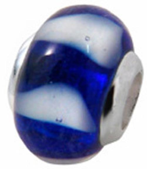 ZABLE Murano Glass Bead Charm BZ-810 (Retired)