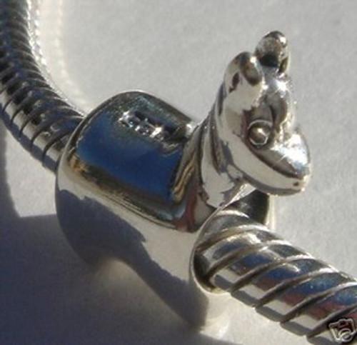 BIAGI Horse Bead Charm BS224