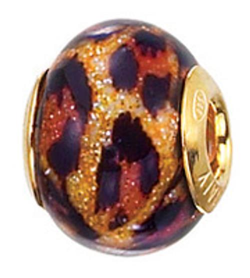 ZABLE Murano Glass Bead Charm BZ-3543