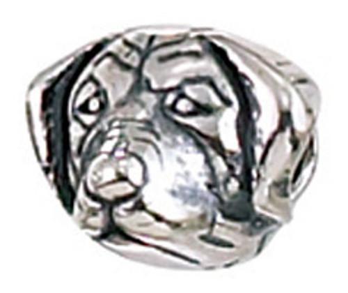 ZABLE Golden Retriever Dog Bead Charm BZ-1771