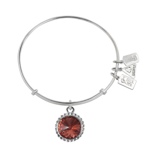 "Wind and Fire ""LAVA"" Charm with Bangle WF-147B"