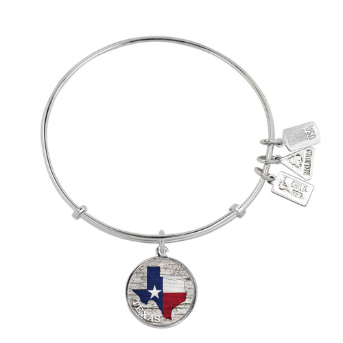 """Wind and Fire """"TEXAS"""" Charm with Bangle WF-1005"""