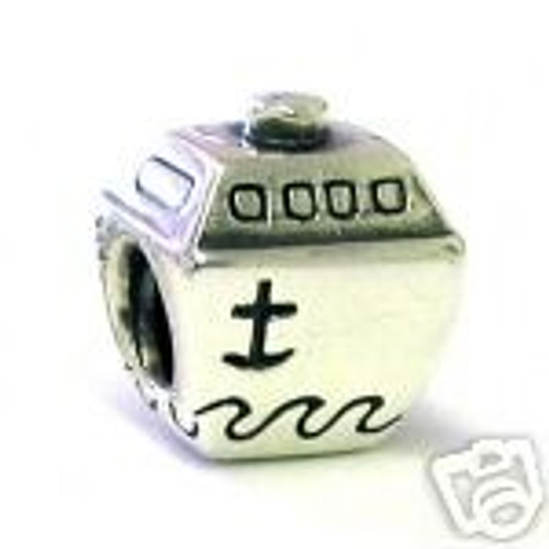 BIAGI Cruise Ship Bead Charm BS019