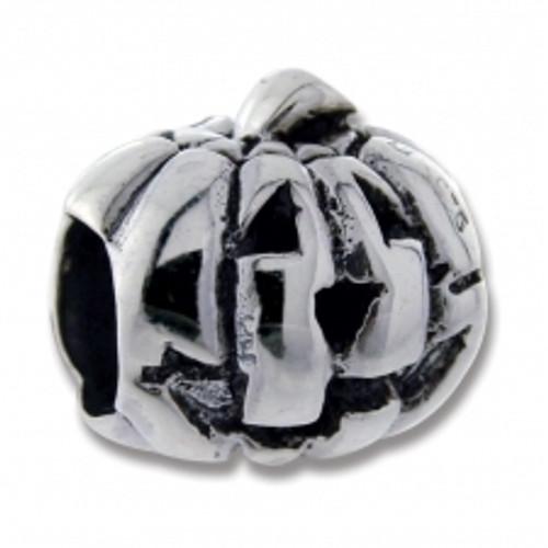 BIAGI Jack O Lantern Pumpkin Bead Charm BS111