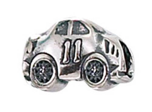 ZABLE Nascar Race Car 11 Bead Charm BZ-1976