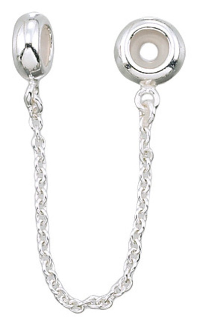 ZABLE Stopper Safety Chain Bead Charm BZB-189