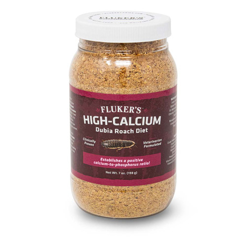 High Calcium Dubia Roach Diet 7 oz