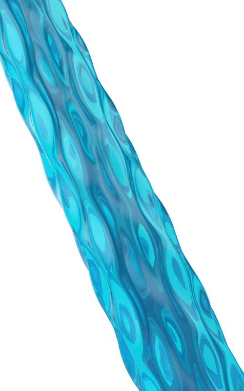 Poseidon Handle, View 3