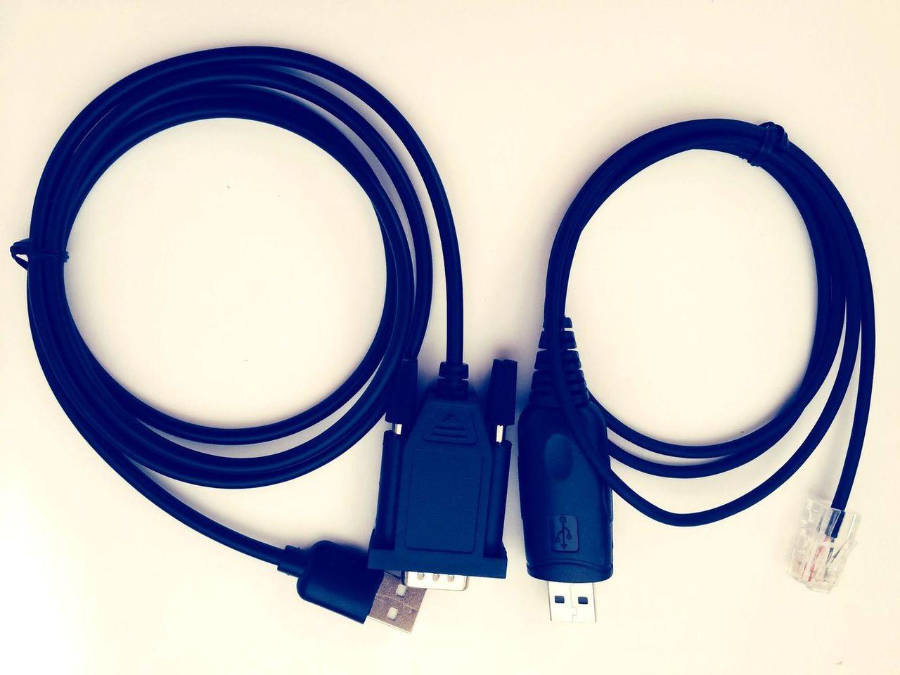 Both Cables cost a total of $25 including shipping