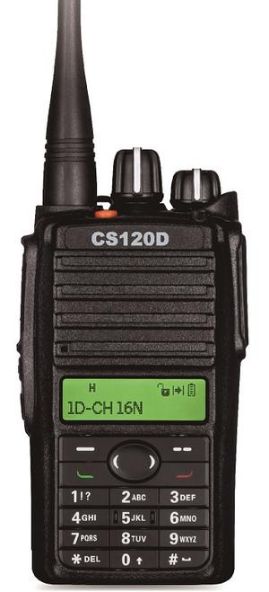 CS120D DMR Radio