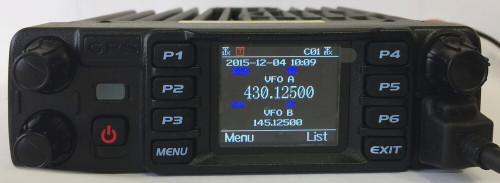 Used AT-D578UVIII PRO DMR Mobile Radio