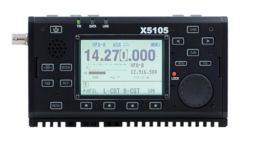Xiegu X5105 QRP Radio