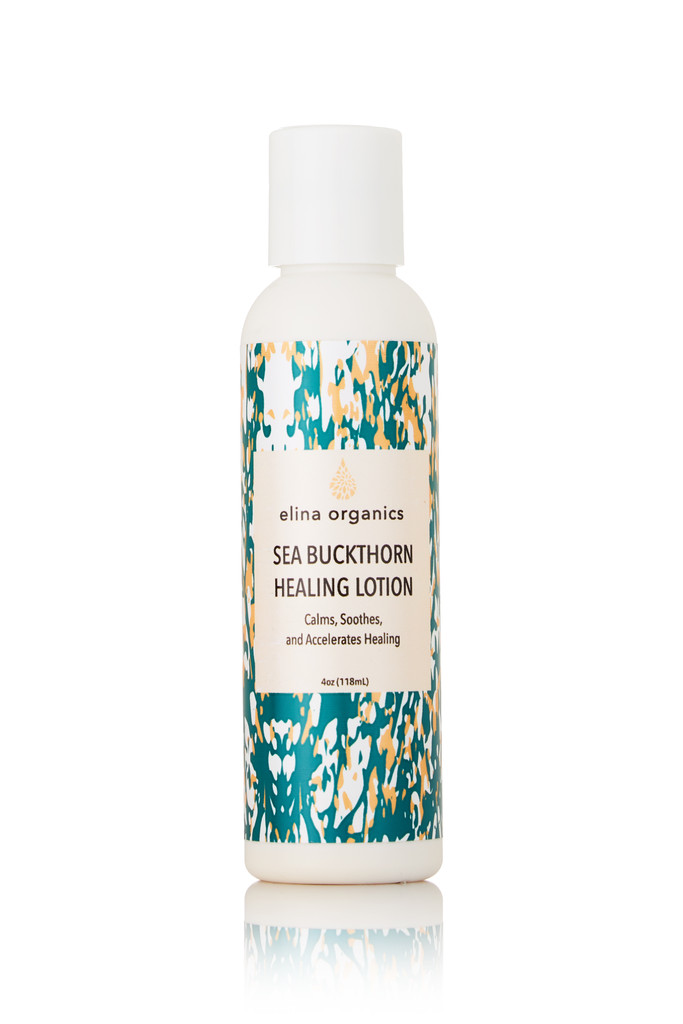 Sea Buckthorn Healing Lotion
