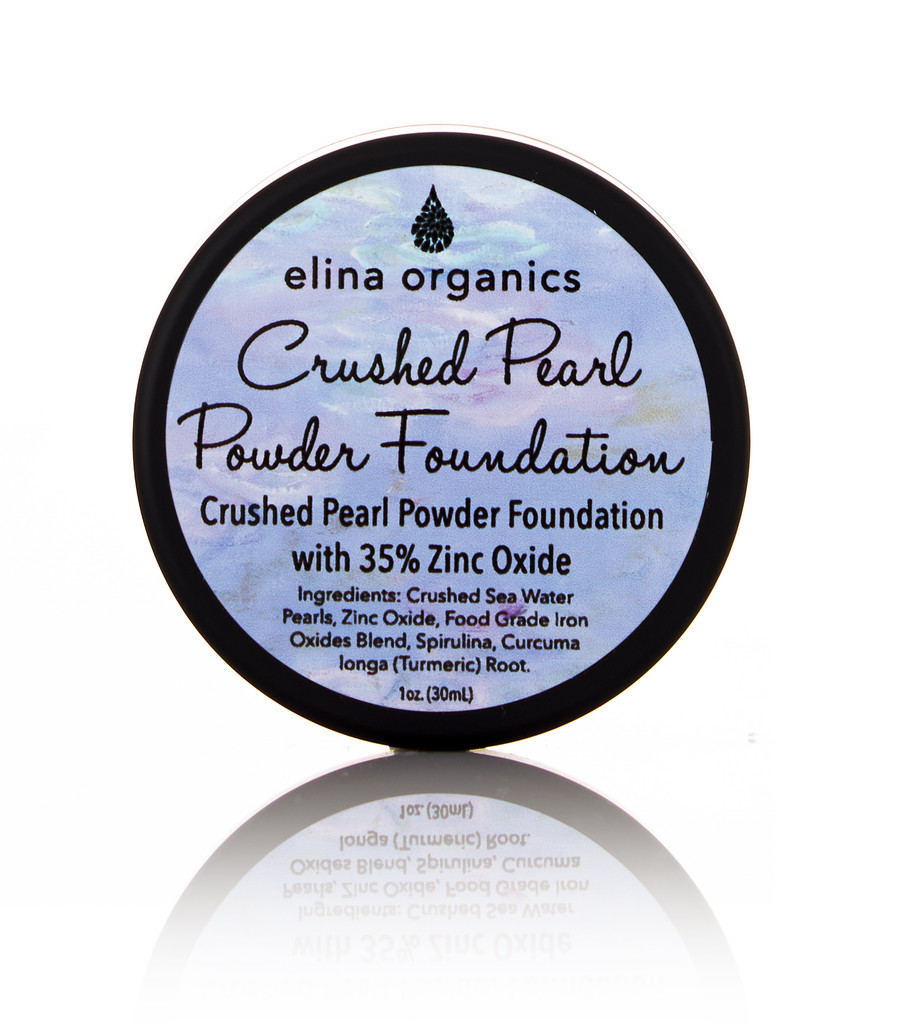 Crushed Pearl Powder Foundation