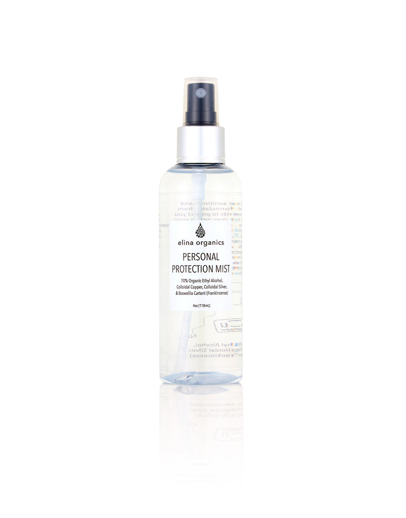 Personal Protection Mist