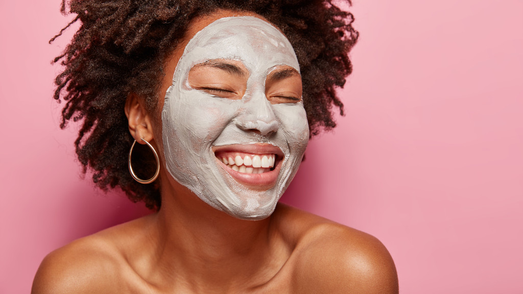 Crushed Copper Purifying Mask