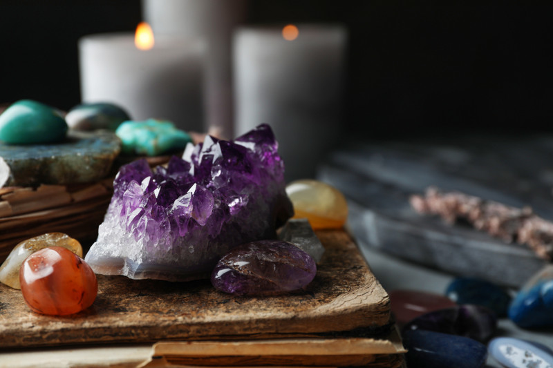 "Q&A with Elina Fedotova: Can ""Ingesting"" Crystals Benefit Your Health?"