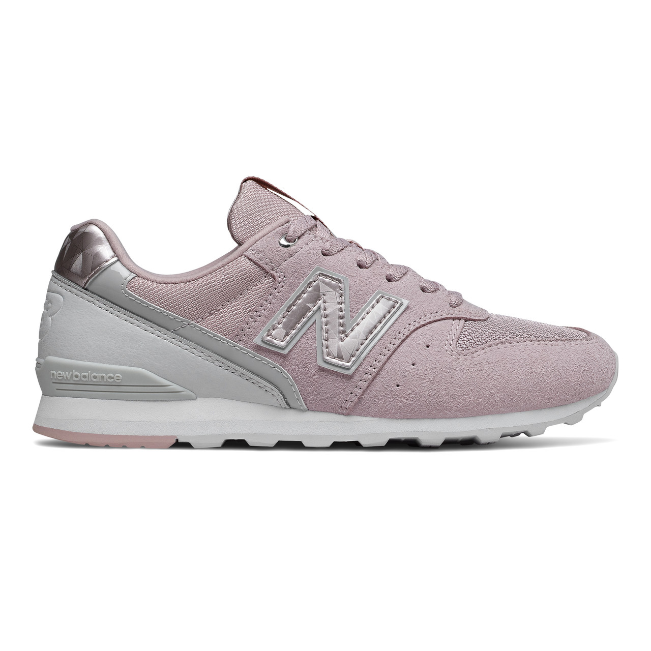 New Balance Women's 996 - Space Pink with Summer Fog