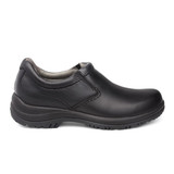 Dansko Men's Wynn - Black Full Grain - 8701-020200 - Profile 1