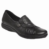 Rockport Cobb Hill Women's Paulette - Black - CAG01BK - Angle