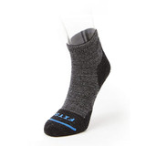FITS Light Hiker Quarter Sock - Coal - F1003-011 - Main Image