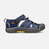 Keen Kid's Newport H2 (Toddler) - Blue Depths / Gargoyle - 1009938 - Profile