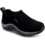 Merrell Big Kid's Jungle Moc Frosty Waterproof - Black - J95605 - Angle