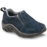 Merrell Big Kid's Jungle Moc - Navy - J95637 - Angle