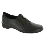Munro Women's Berkley - Black Leather
