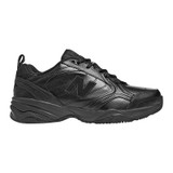 New Balance 624 Men's Cross Training - Black - MX624AB2 - Profile