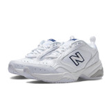 New Balance 624 Women's Cross Training - White - WX624WT2 - Angle