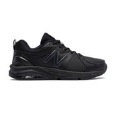 New Balance 857v2 Women's Cross-Training - Black - WX857AB2 - Profile